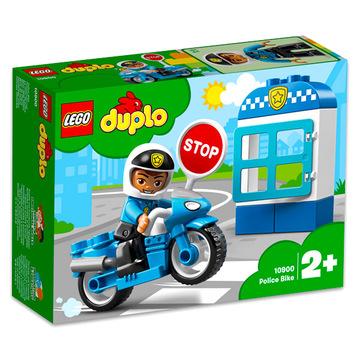 LEGO DUPLO: Rendőrségi motor 10900 - . kép