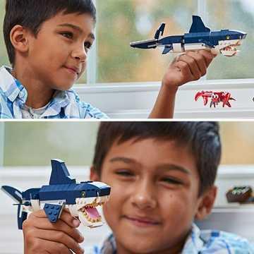 LEGO Creator: Mélytengeri lények 31088 - . kép