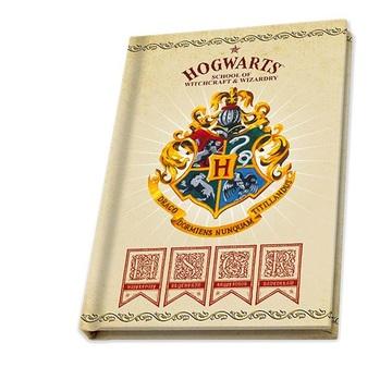 Harry Potter: ajándékcsomag jegyzetfüzettel  - . kép