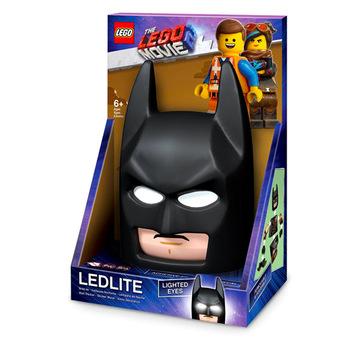 LEGO Movie 2: Lampă Batman cu sticker perete