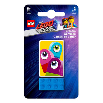 LEGO Movie 2: Duplo set radieră