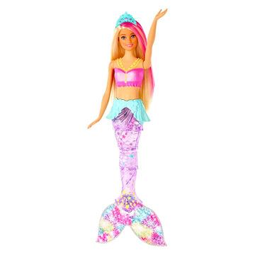 Barbie Dreamtopia: Sirena cu lumini