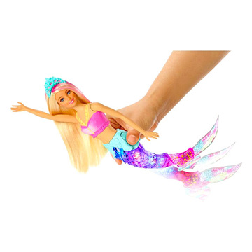 Barbie Dreamtopia: Sirena cu lumini - .foto