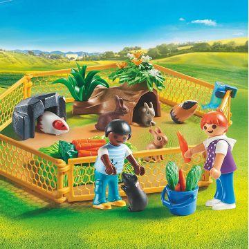 Playmobil: Kisállat kifutó 70137 - . kép