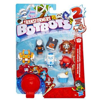 Transformers: Botbots 8 darabos szett - többféle