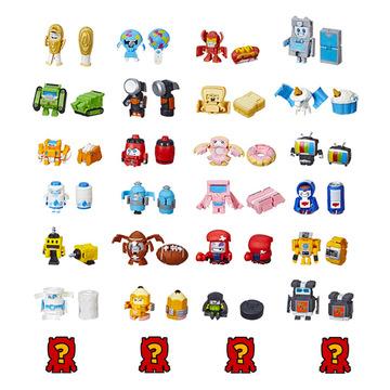 Transformers: Botbots 8 darabos szett - többféle - . kép