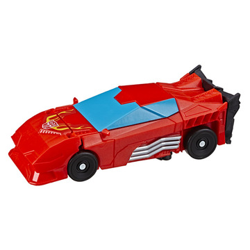 Transformers Fusion Flame Autobot: Hot Rod akciófigura - . kép