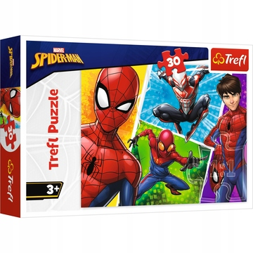 Trefl: Pókember 30 darabos puzzle