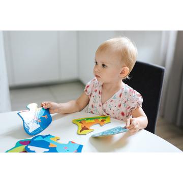 Trefl: Kisállatok bébi puzzle - . kép