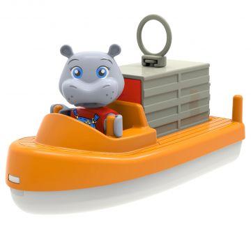 AquaPlay: hajó és rakomány készlet - . kép
