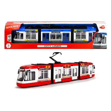 City Liner villamos - 46 cm, több színben