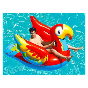 Bestway: Óriás, felfújható papagáj matrac - 203 x 132 cm - . kép