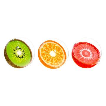 Bestway: Felfújható gyümölcs mintás strandlabda - többféle 46 cm