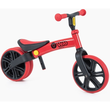 Yvelo: Junior Balance futóbicikli - piros - . kép