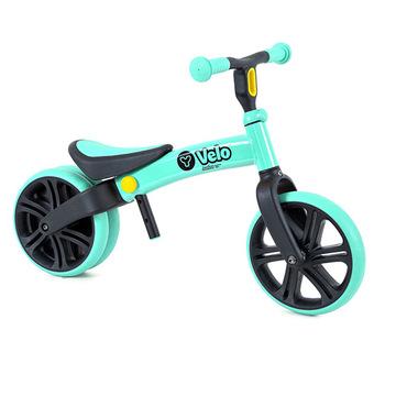 Yvelo: Junior Balance futóbicikli - zöld - . kép