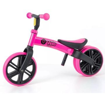Yvelo: Junior Balance futóbicikli - rózsaszín - . kép