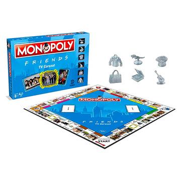 Monopoly: Jóbarátok társasjáték