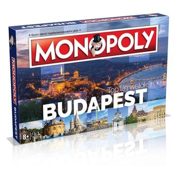Monopoly: Budapest - Top Látnivalók