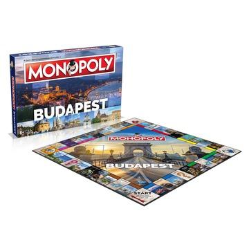 Monopoly: Budapest - Top Látnivalók - . kép