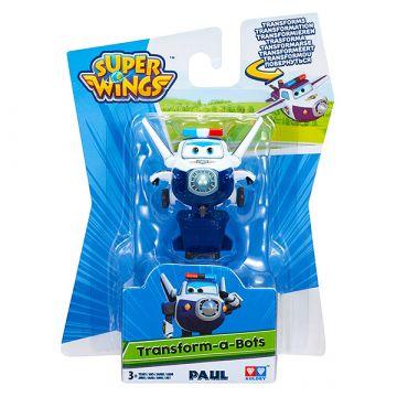 Super Wings: A szárnyalók - Paul átalakítható figura - . kép