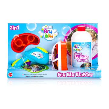 Fru Blu: Tun baloane de săpun