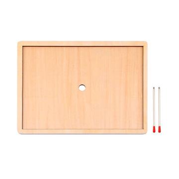 Puzzle tábla fából - 27,5 x 20 cm