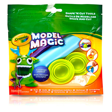 Crayola: Gyurmavarázs mini formázó készlet