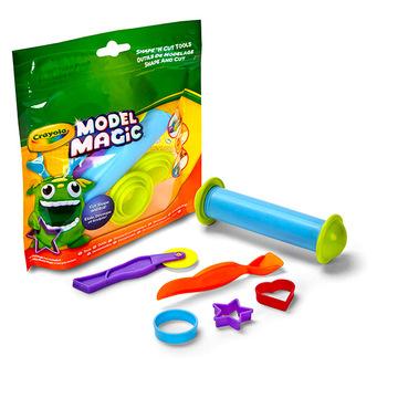 Crayola: Gyurmavarázs mini formázó készlet - . kép