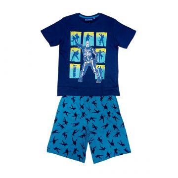 Fortnite: pizsama - 140 méret, kék