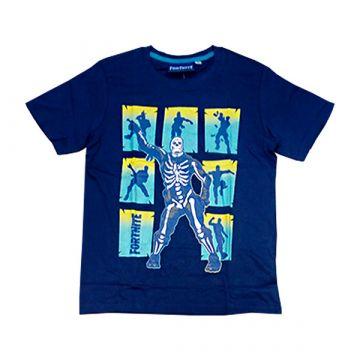 Fortnite: pizsama - 140 méret, kék  - . kép