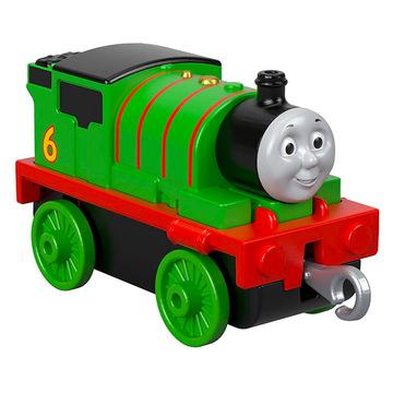Thomas Trackmaster: Push Along Metal Engine - Percy