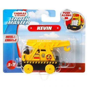 Thomas Trackmaster: Push Along Metal Engine - Kevin - . kép