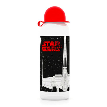Oxy: Star Wars: kulacs - 500 ml, fekete-fehér
