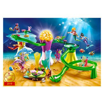 Playmobil Magic: Korall játékszett világító kupolával - 70094 - . kép
