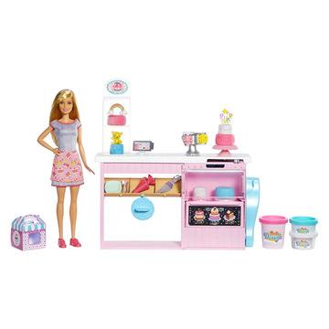 Barbie: Cukrászműhely