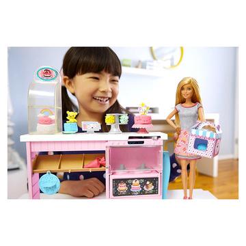 Barbie: Cukrászműhely  - . kép
