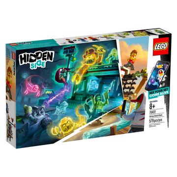 LEGO Hidden Side: Ráktámadás 70422