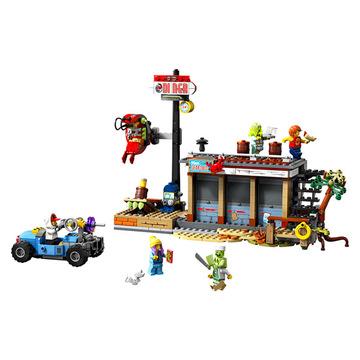 LEGO Hidden Side: Ráktámadás 70422 - . kép
