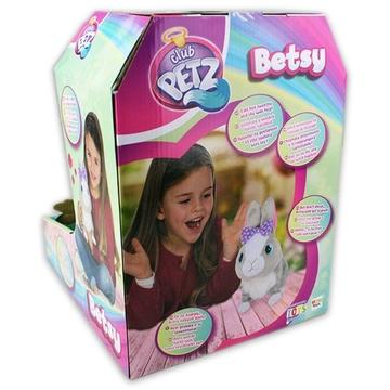 Club Petz: Betsy interaktív nyuszi - . kép