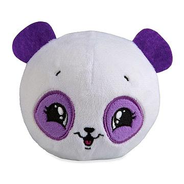 Soft n Slo: Fuzzeez panda plüssfigura - 10 cm