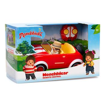Monchhichi: Monchhicar távirányítós autó - . kép
