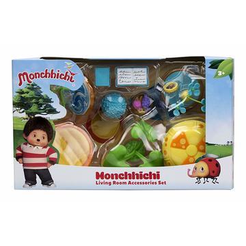Monchhichi: Nappali játékszett - többféle - . kép