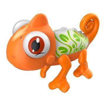 Silverlit: Gloopies kaméleon - narancssárga - . kép