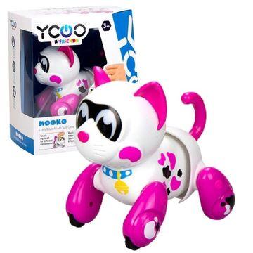 Pisica Mooko care cântă şi dansează, Silverlit