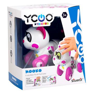 Pisica Mooko care cântă şi dansează, Silverlit - .foto