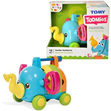 Tomy Toomies: Dumbó dallamok