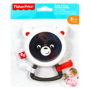 Fisher-Price: pandás, tükrös csörgő - . kép