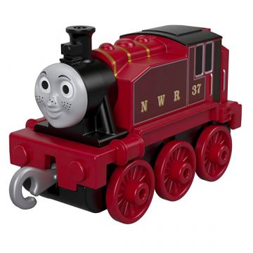Thomas Trackmaster: Push Along Metal Engine - Rosie