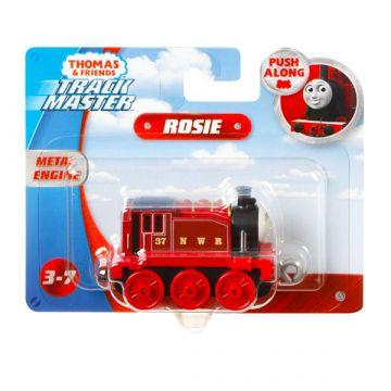Thomas Trackmaster: Push Along Metal Engine - Rosie - . kép