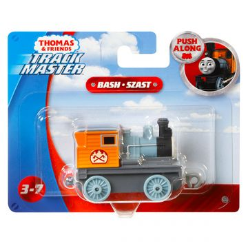Thomas Trackmaster: Push Along Metal Engine - Bash - . kép
